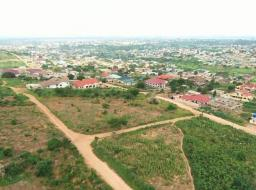 land for sale at Pokuase Heights